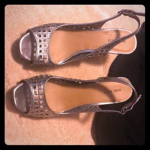 Heels (wedges)